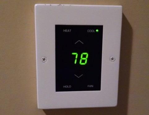 Thermostat in the cloud
