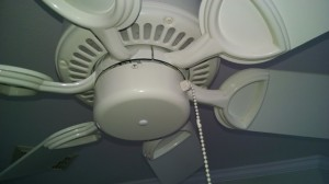 "ceiling fan ""bowl"" cover"